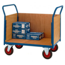Ply 3 Side HD Platform Truck