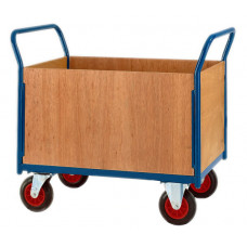 Ply Box HD Platform Truck