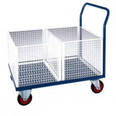 Two Basket Trolley