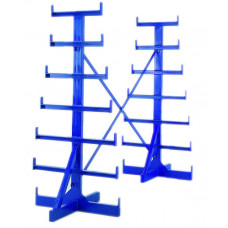 Double Side Bar Rack