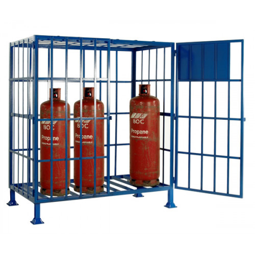 Propane Cylinder Storage Cage Cylinder Storage From Uk