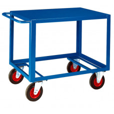 HD Table Trolley - Top Deck - Steel
