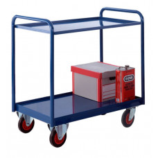 Industrial Tray Trolley - Steel