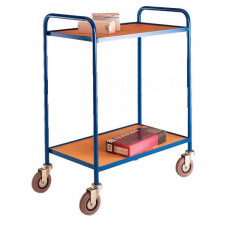 Large MD Tray Trolley - Timber
