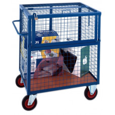 Security Container Truck - Mesh