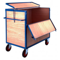 Security Container Truck - Plywood