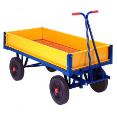 2000x1000 Turntable Truck - Sides